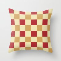 Whitney Farms Rooster 2 Throw Pillow