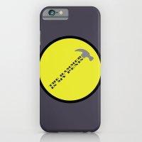 Captain Hammer iPhone 6 Slim Case