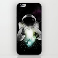 Being Of Light iPhone & iPod Skin