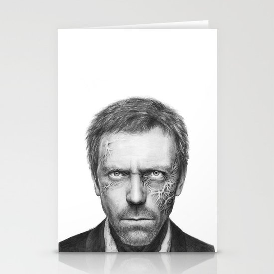 House MD Stationery Card
