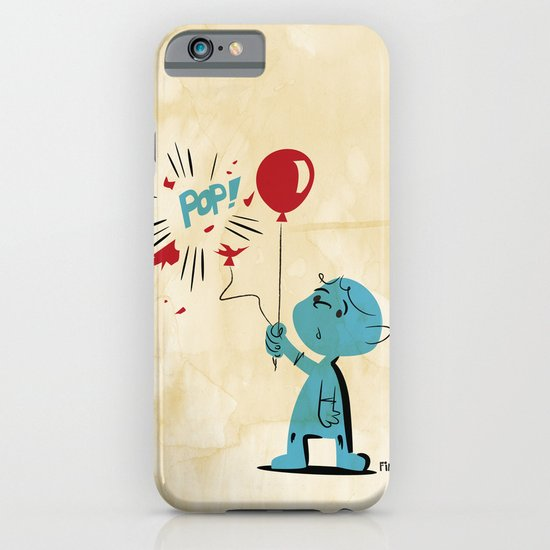 A Picture to Draw When I'm Sad iPhone & iPod Case
