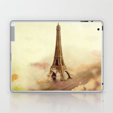 I know exactly where my heart is Laptop & iPad Skin