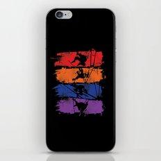 TEENAGE MUTANT NINJA TURTLES iPhone & iPod Skin
