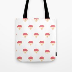 Donuto - Strawberry Topping Tote Bag