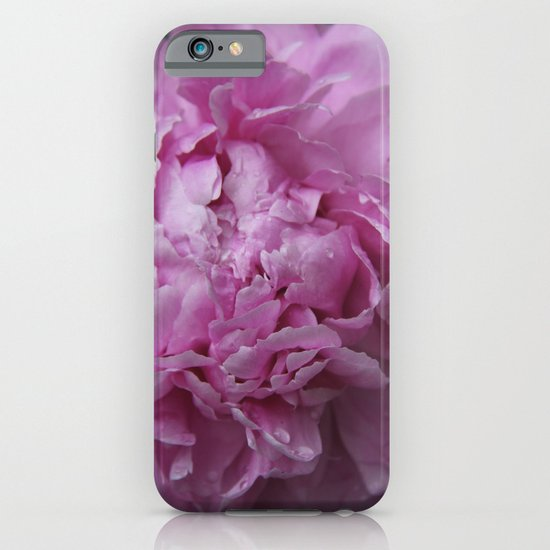 Pink Peony  iPhone & iPod Case