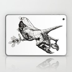 Jurassic Bloom - The Horned. Laptop & iPad Skin