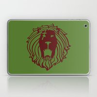 The Lion's Sin of Pride Laptop & iPad Skin