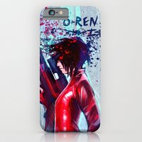 O-Ren Ishii iPhone 6 Slim Case