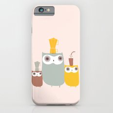 Owls Allowed iPhone 6 Slim Case