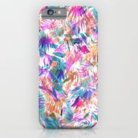 iPhone & iPod Case featuring Palmtastic by Schatzi Brown