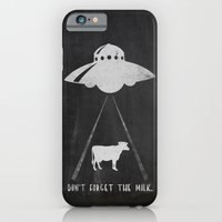Don't Forget The Milk. iPhone 6 Slim Case
