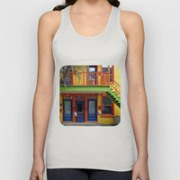 Happy Home  Unisex Tank Top