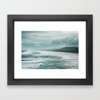 Muriwaii II Framed Art Print