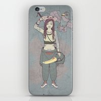 Don't Call Me Chick iPhone & iPod Skin