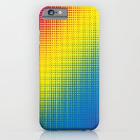 Color Chaos  iPhone 6 Slim Case