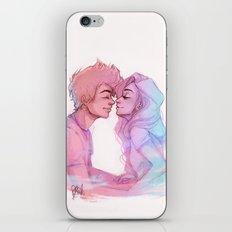Lilac Sky iPhone & iPod Skin
