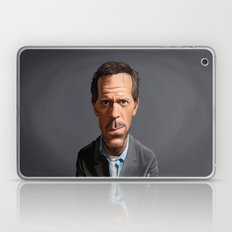 Celebrity Sunday ~ Hugh Laurie Laptop & iPad Skin