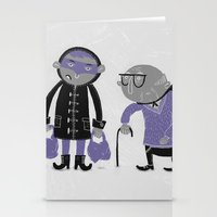 Superheroes! Stationery Cards