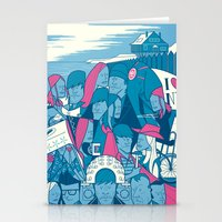 Eternal Sunshine Of The … Stationery Cards