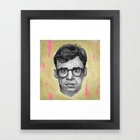 Rick Moranis Framed Art Print