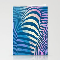 Shapes Of Things Stationery Cards