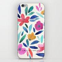 Ohana Flower iPhone & iPod Skin