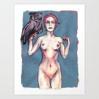 Voivodess Art Print