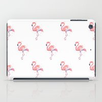 Flamingo Pattern iPad Case