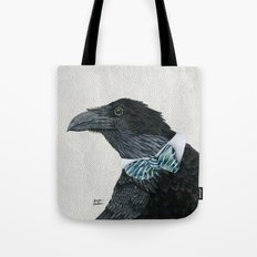 Raven Croft Tote Bag