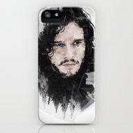 Jon Snow iPhone (5, 5s) Slim Case