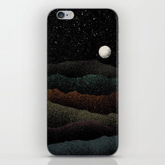 Mountains Beyond Mountains iPhone & iPod Skin