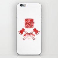 Swing True iPhone & iPod Skin