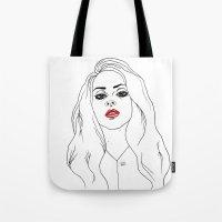 Club Queen Tote Bag