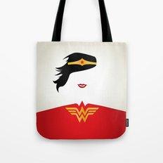 Wonder Girl Tote Bag
