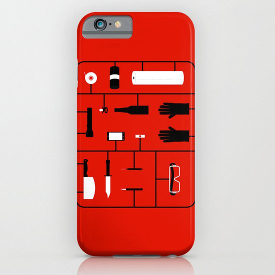 Tonight's The Night: Dexter iPhone & iPod Case