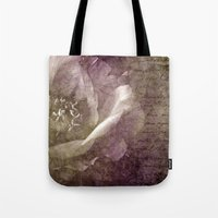 Frosty Eve Tote Bag