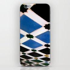Geometric Love II iPhone & iPod Skin