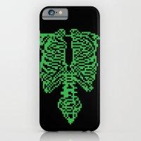 This is Pixel Tap iPhone 6 Slim Case