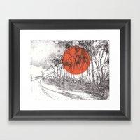 Autopilot (I) Framed Art Print
