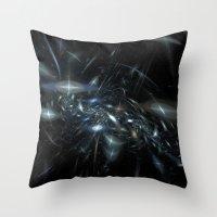 Starburst Throw Pillow