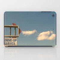 Drive Up iPad Case
