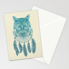 Midnight Dream Catcher Stationery Cards