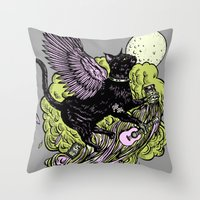 Child Of A Learism Throw Pillow