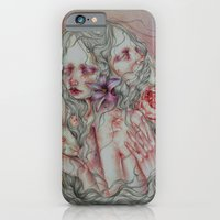 iPhone & iPod Case featuring Lovely Skin by Georgiath