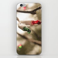 I'm Dreaming of a ... Wet Christmas? iPhone & iPod Skin