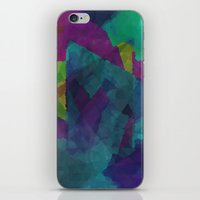 Shapes#4 iPhone & iPod Skin