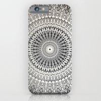 DESERT MOON MANDALA iPhone 6 Slim Case