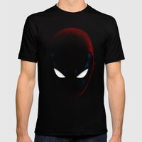DEADPOOL! Mens Fitted Tee Black SMALL