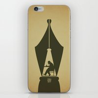Write iPhone & iPod Skin