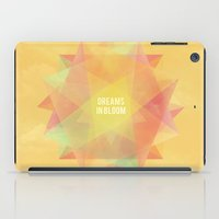 Dreams in bloom iPad Case